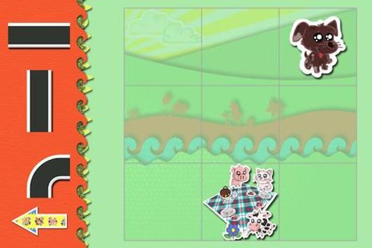 Animal Picnic-Puzzles for Kids screenshot 2