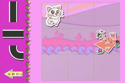 Animal Picnic-Puzzles for Kids screenshot 3