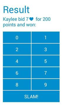 Five Hundred Scorecard apk screenshot