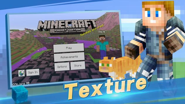 Master For MinecraftPocket EditionMod Launcher For Android APK - Descargar skins para minecraft pe uptodown