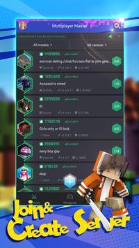Multiplayer para Minecraft imagem de tela 1