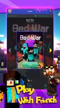 Multiplayer para Minecraft apk imagem de tela