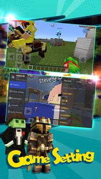 Multiplayer for Minecraft PE - MCPE Servers screenshot 6