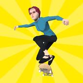 Skate or Slide icon