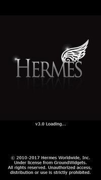 Hermes Worldwide poster