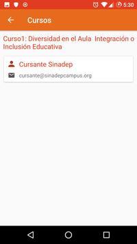 Tutor SINADEP screenshot 2