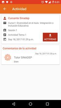 Tutor SINADEP screenshot 5