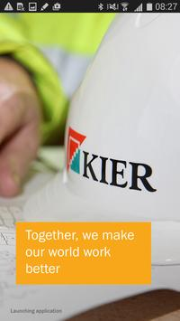 Kier Info Pack poster