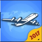Đặt vé máy bay giá rẻ icon