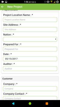 EFOI Audit App apk screenshot