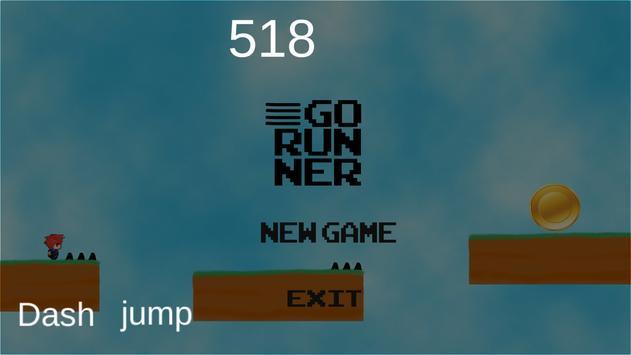 Go Runner apk screenshot
