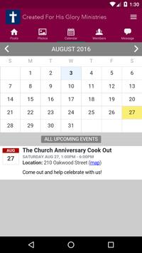 CFHG Ministries apk screenshot