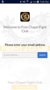 FCFightClub apk screenshot