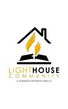 Light House Community poster