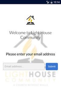 Light House Community apk screenshot