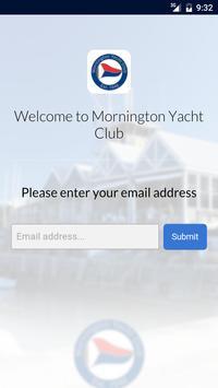 Mornington Yacht Club screenshot 1