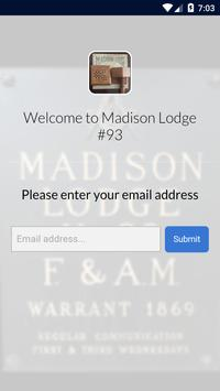 Madison Lodge #93 screenshot 1