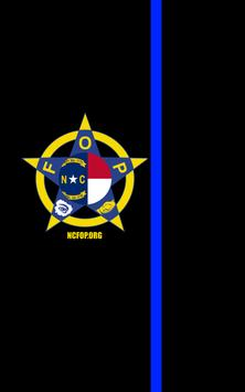 NC Fraternal Order of Police poster