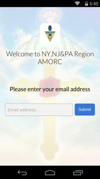 NY, NJ & PA Region AMORC apk screenshot