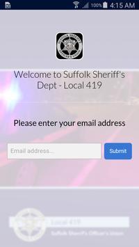 Suffolk County Officer's Union screenshot 1
