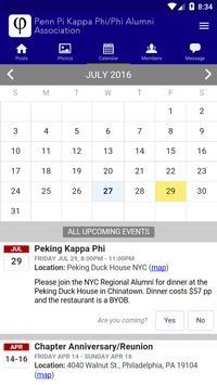 Penn Pi Kappa Phi screenshot 2