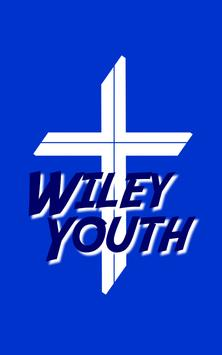 Wiley Student Ministries poster