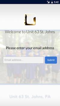 Unit 63 St. Johns screenshot 1