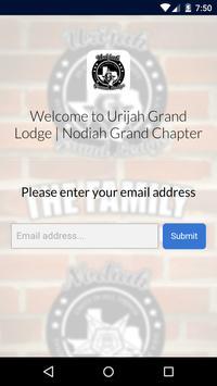 Urijah Grand Lodge of Texas apk screenshot