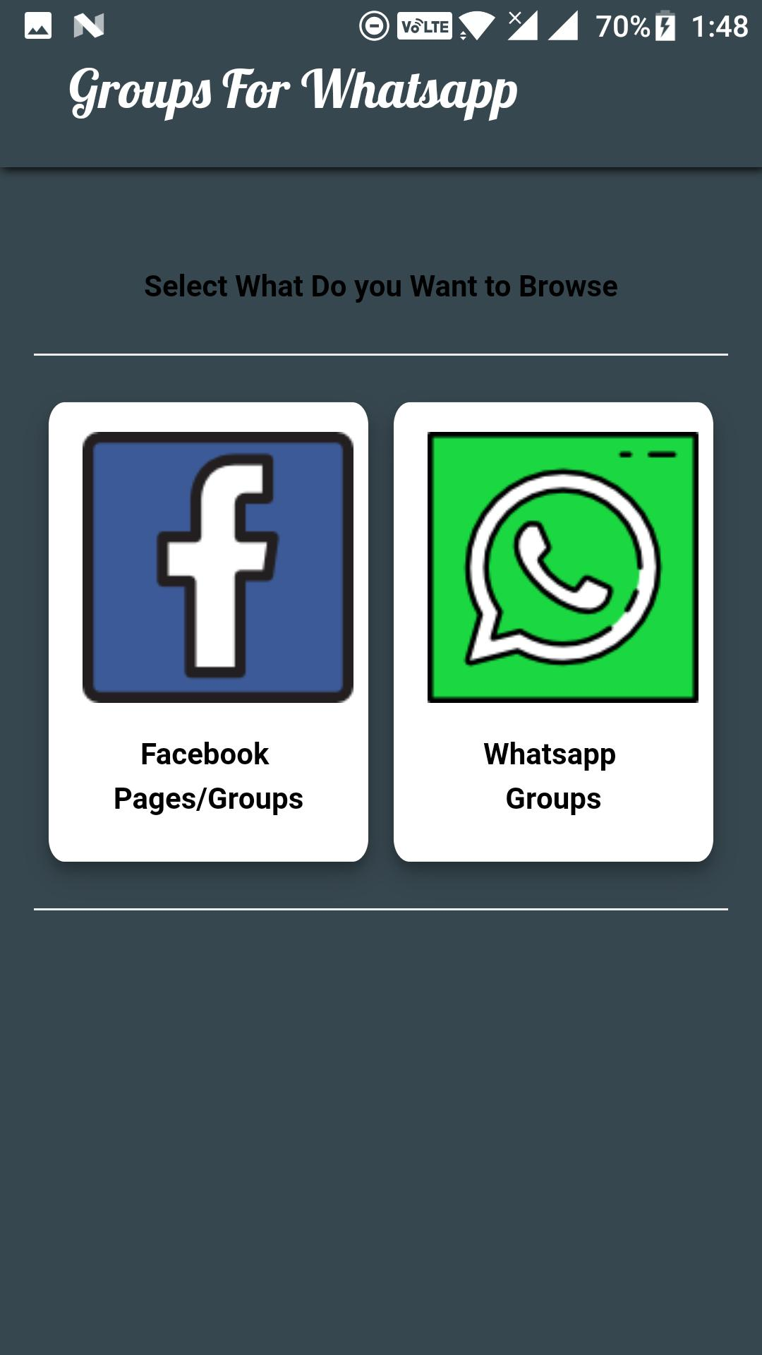 GroupInvite Links, GIF, Video Status For Whatsapp for