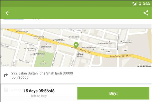 Groupon Asia apk screenshot