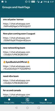 Group Links and Popular HashTags for Android - APK Download
