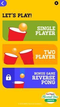 San Miguel Flavored Beer Pong スクリーンショット 4