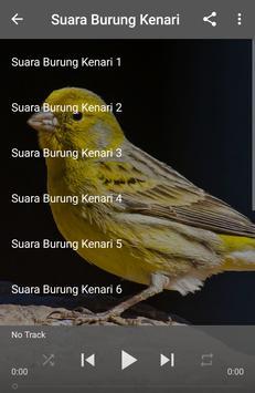 Suara Burung Kenari apk screenshot