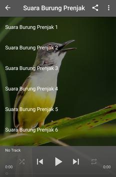 Suara Burung Prenjak poster