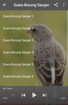 Suara Burung Sanger screenshot 5