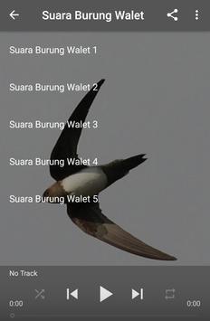 Suara Burung Walet poster