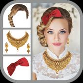 Hairstyle Photo Editor icon