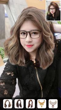 Hairstyle Photo Editor screenshot 6
