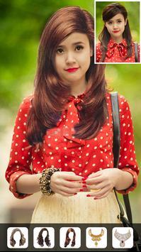 Hairstyle Photo Editor screenshot 9