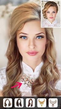 Hairstyle Photo Editor screenshot 3