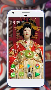 Kabuki art wallpaper screenshot 16