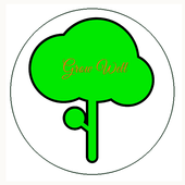 Grow well organically icon