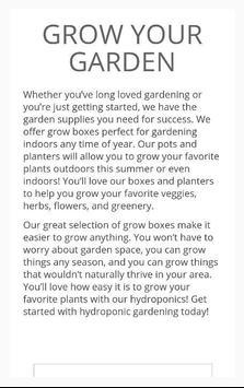 Grow Your Garden Supplies apk screenshot