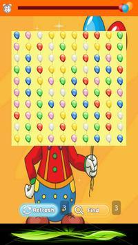 Balloons Mania Matching Game screenshot 1