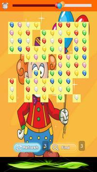 Balloons Mania Matching Game screenshot 2