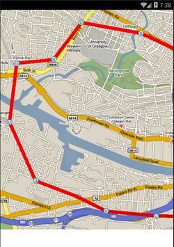 Glasgow Subway Map screenshot 1