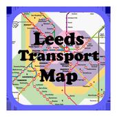 Leeds Transport Maps icon