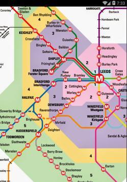 Leeds Transport Maps apk screenshot