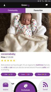 GrowingApp - for parents screenshot 3