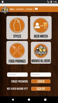 Beer Wizard screenshot 1